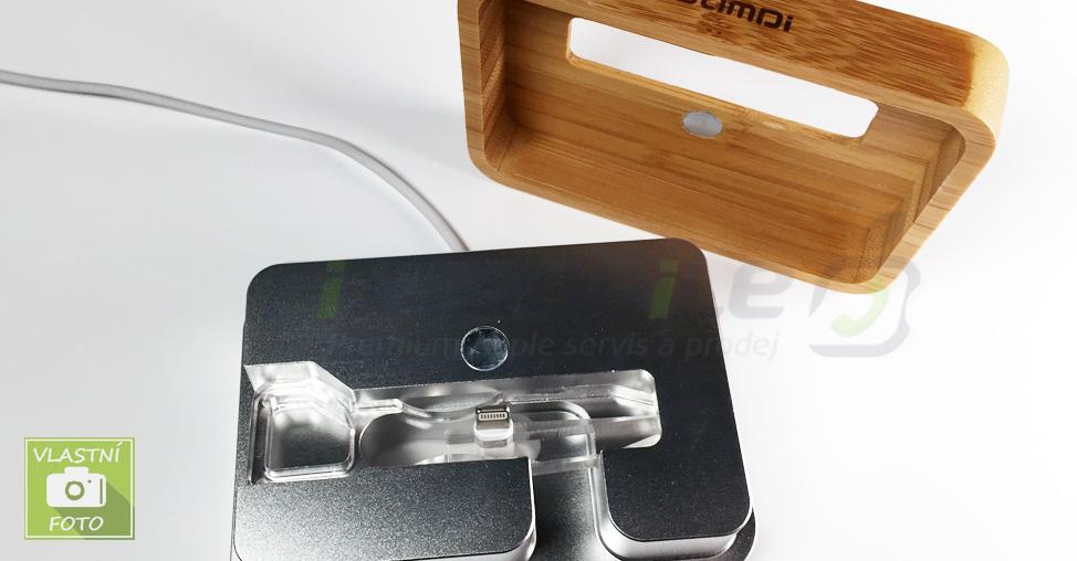 Nabíjecí stojánek SAMDI pro Apple iPhone